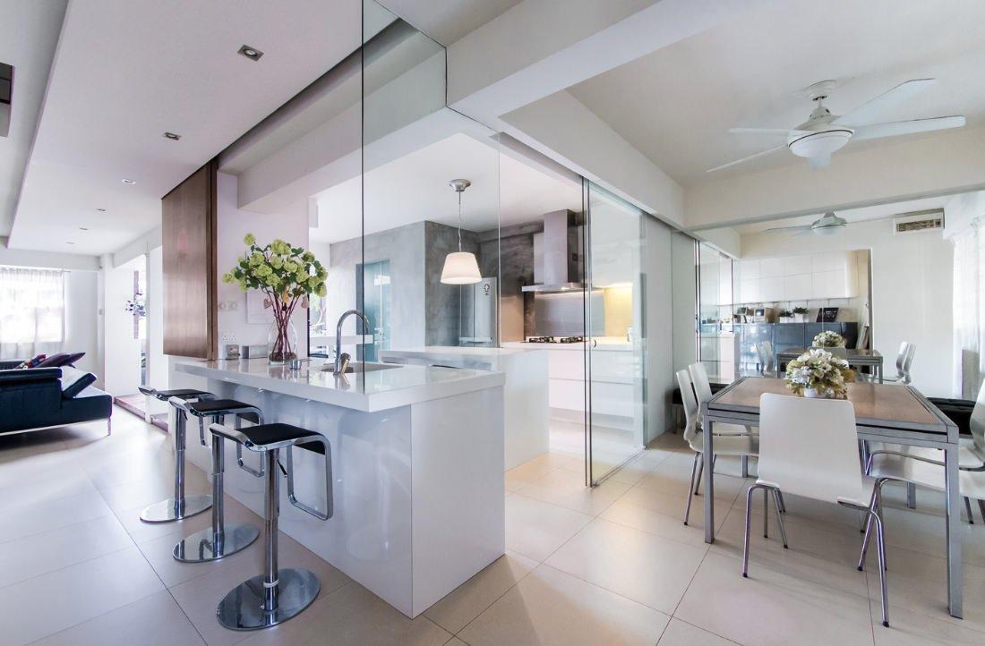 Mansionette at pasir ris best interior design company in for Top interior design companies in singapore